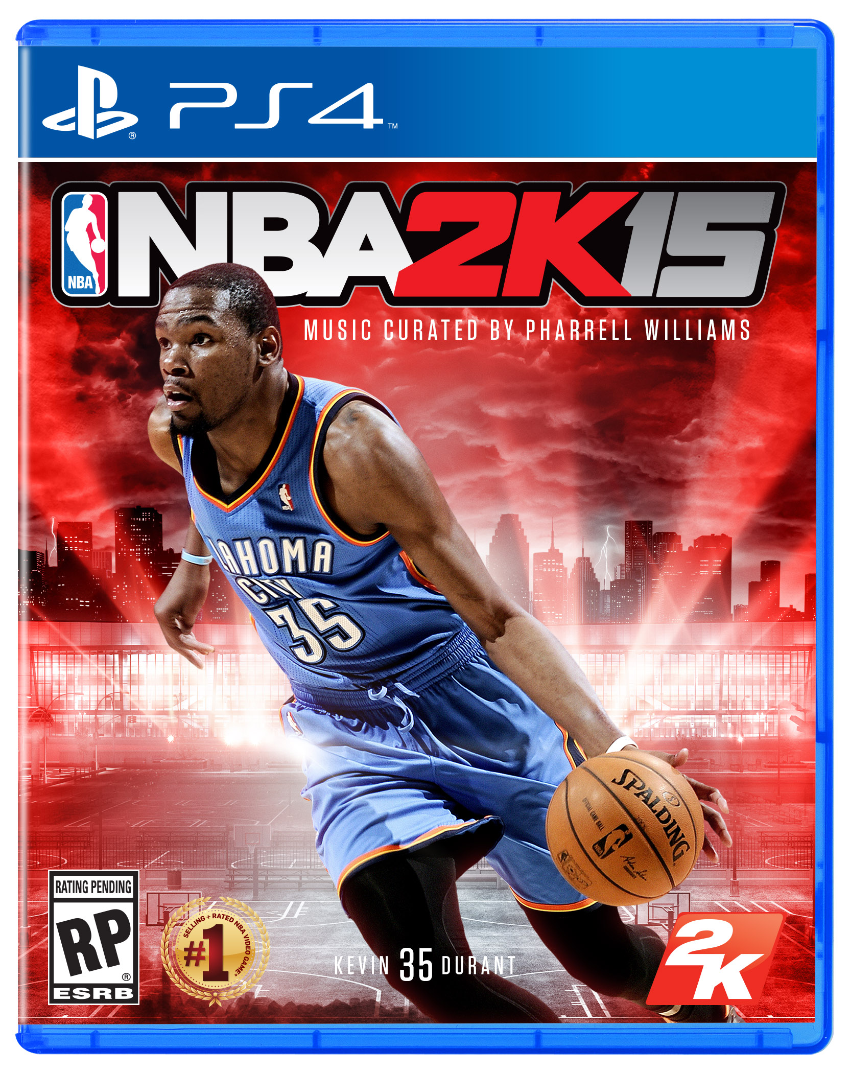 NBA 2K15 Releases Kevin Durant Cover - Keeping It Real Sports
