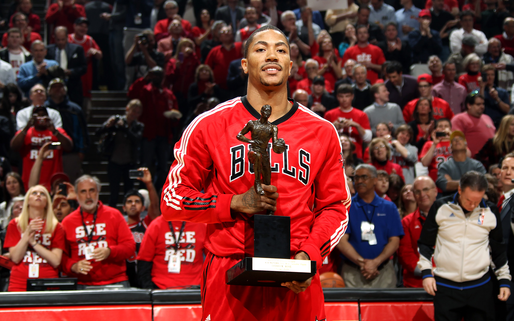 e612a8864b4 KIRS Notebook – Did Derrick Rose Deserve The 2011 MVP  Headlines · Sports  News · NBA